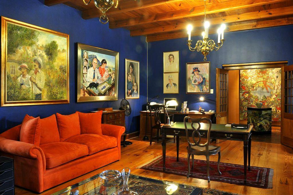 Akademie Street Hotel interior on Southern Africa romantic safari