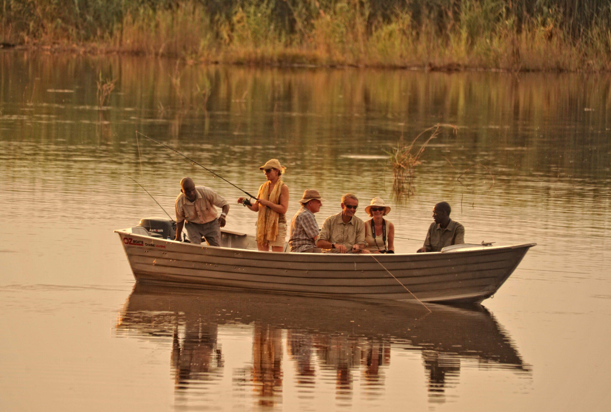 Linyanti Bush Camp - Linyanti/Selinda/Kwando, Botswana