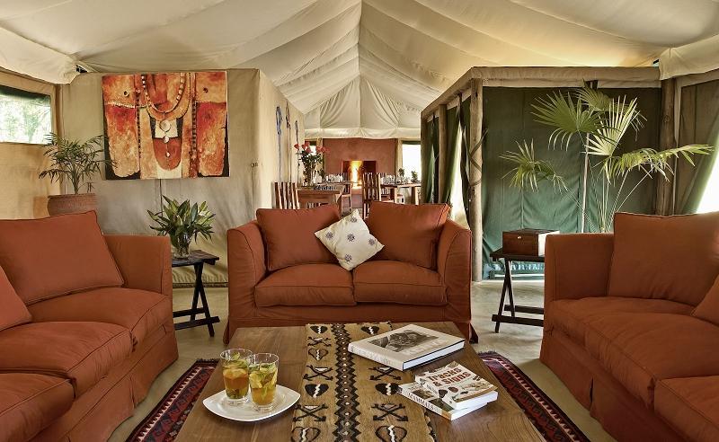 Kichehce Laikipia lounge