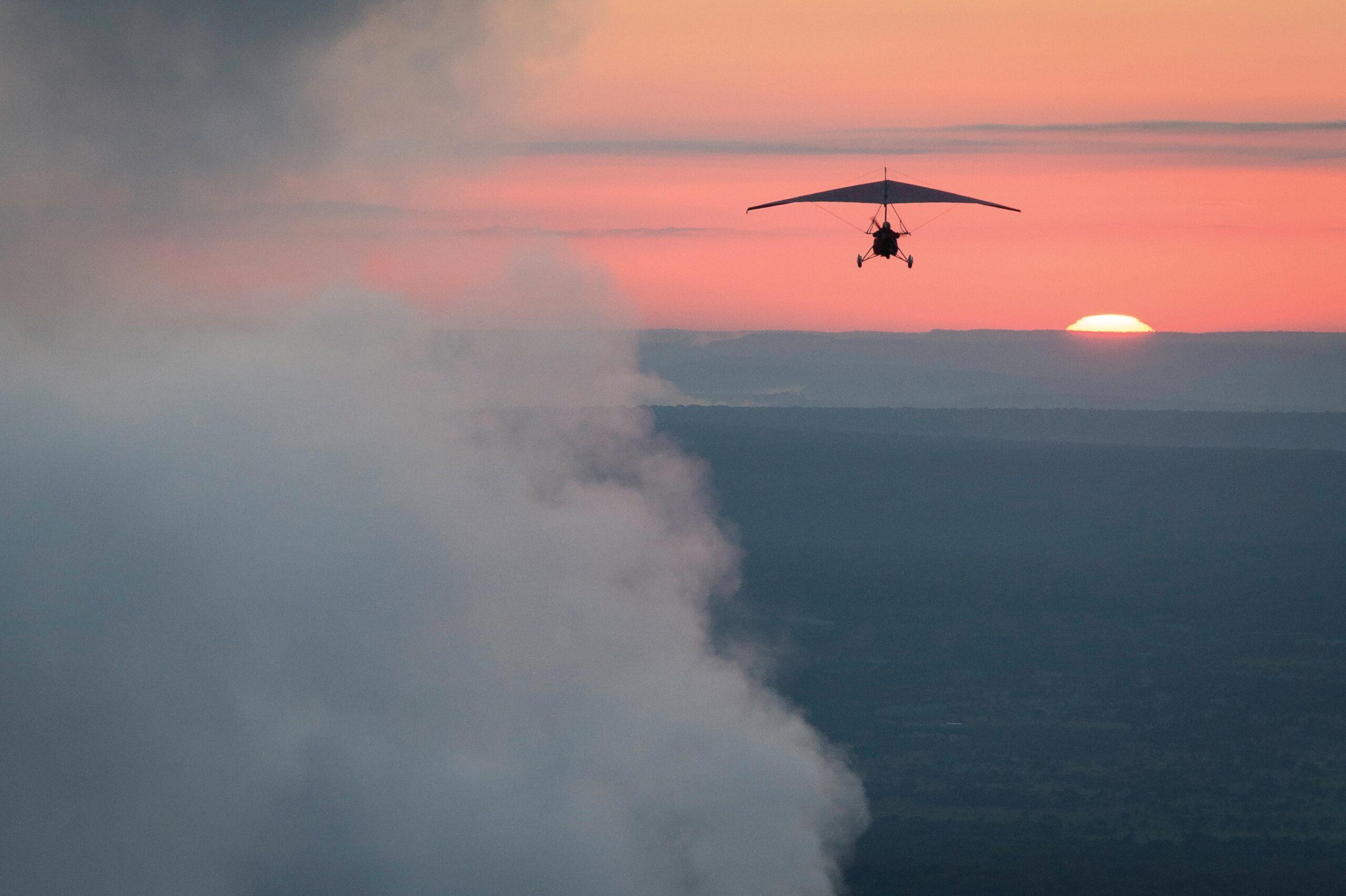 Batoka Sky - Victoria Falls hang gliding
