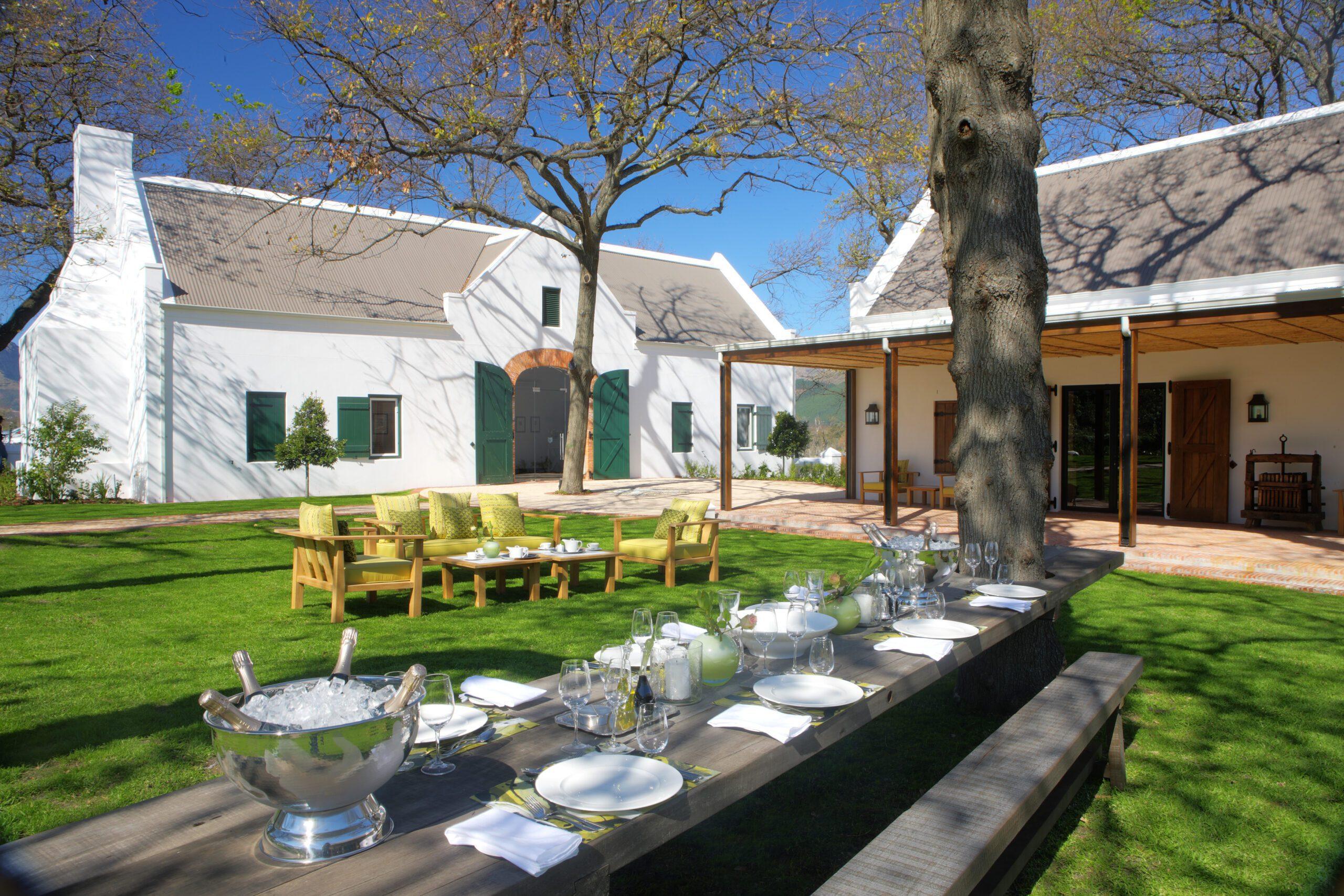 Pierneef a la Motte, Franschhoek winelands