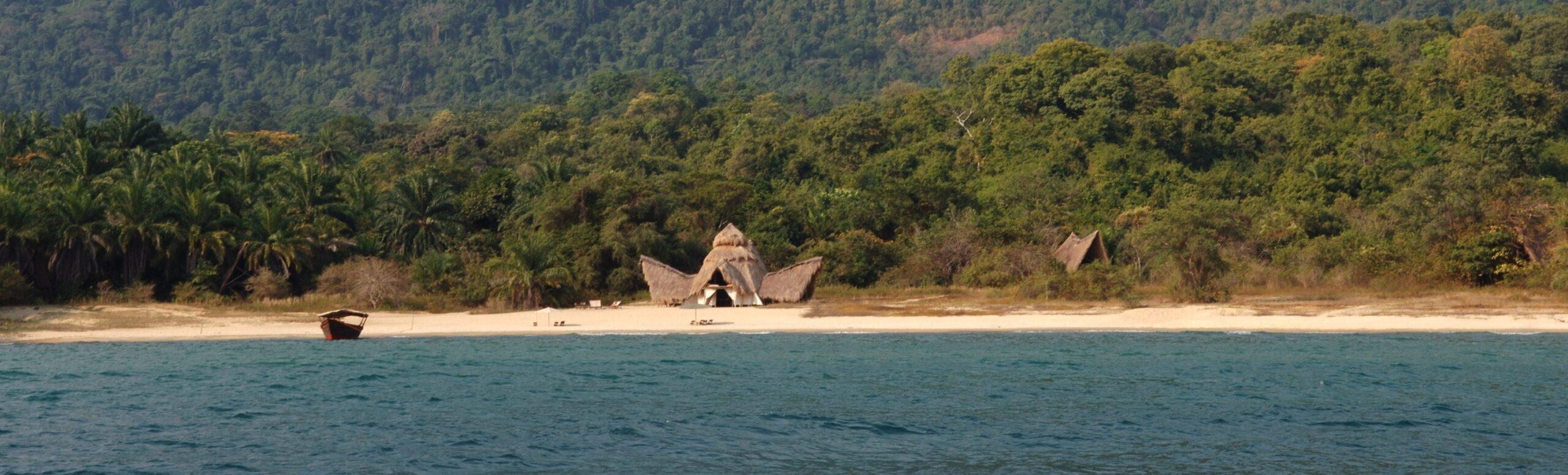 Greystoke Mahale from Lake Tanganyika