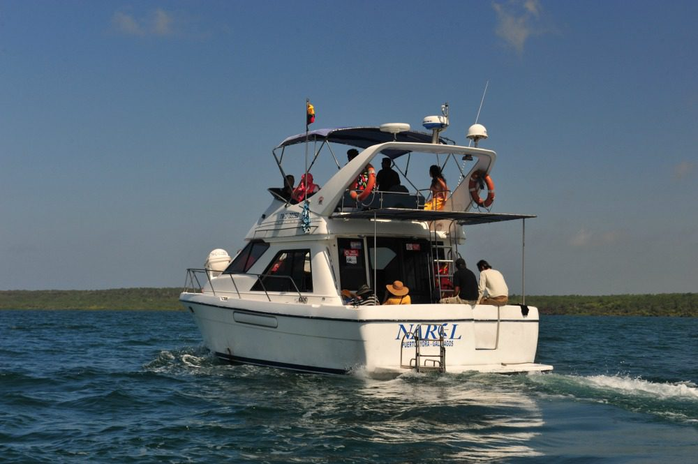 Galapagos Outing Boat from GSC