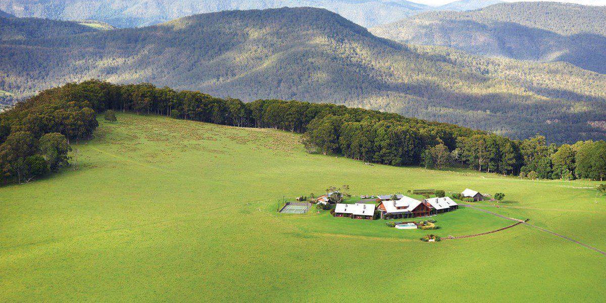 Spicers Peak Lodge - Scenic Rim Australia