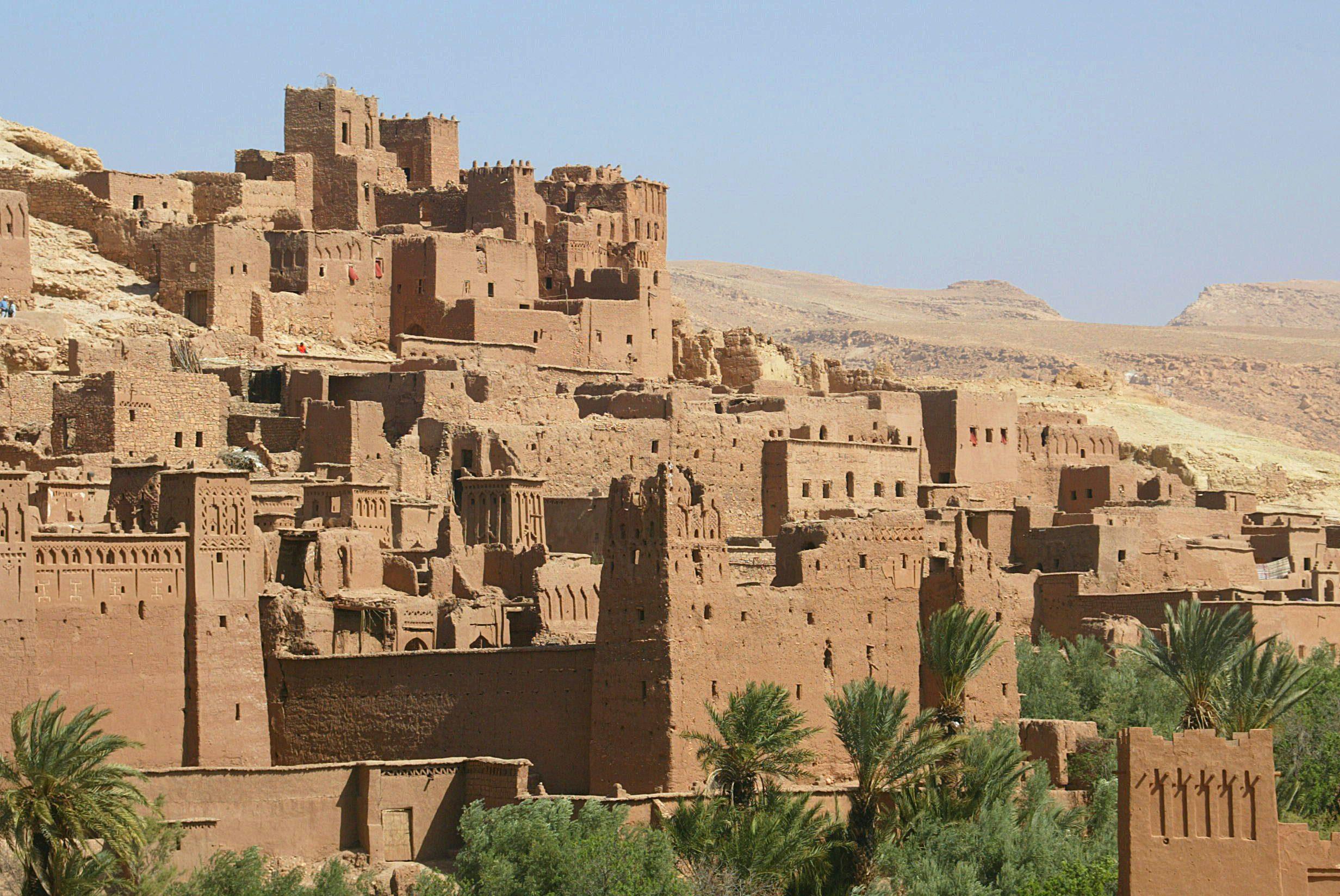 Ait BEnhadou by Ouarzazate