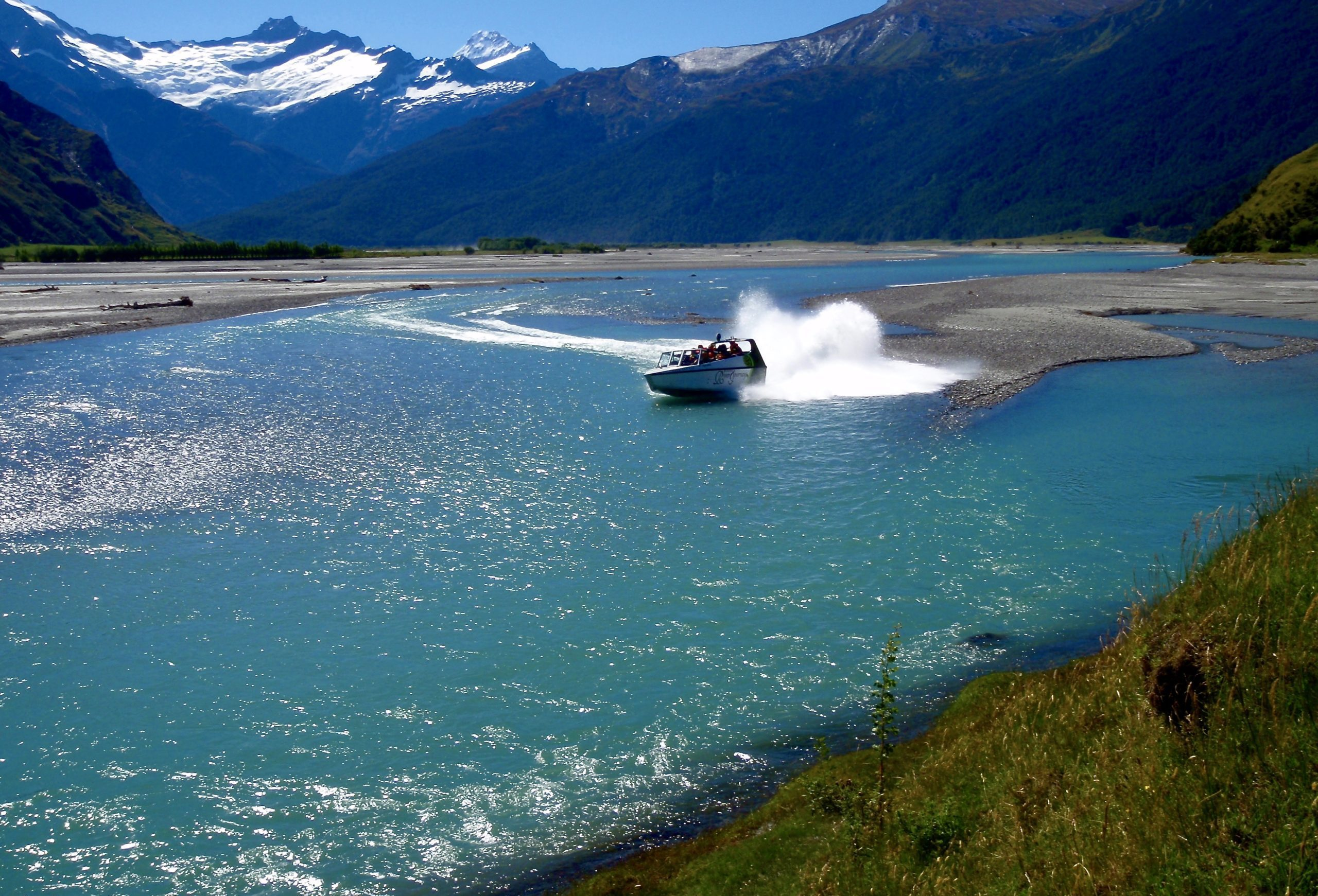 New Zealand Jetboating