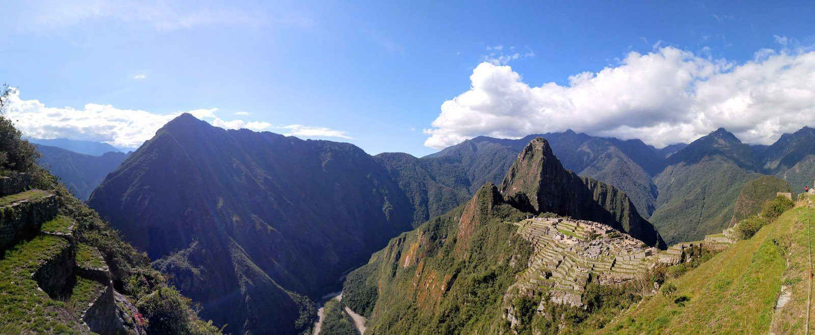 Machu Picchu seen on this Peru trip