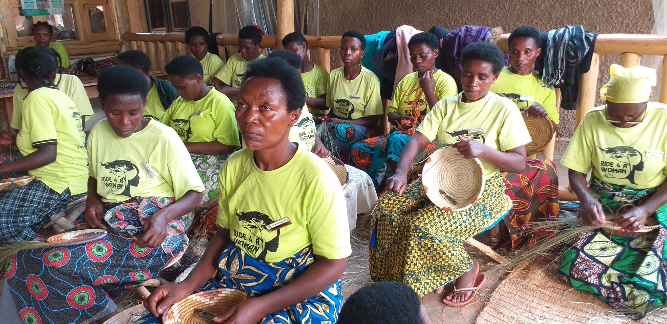 Ride 4 a women community project