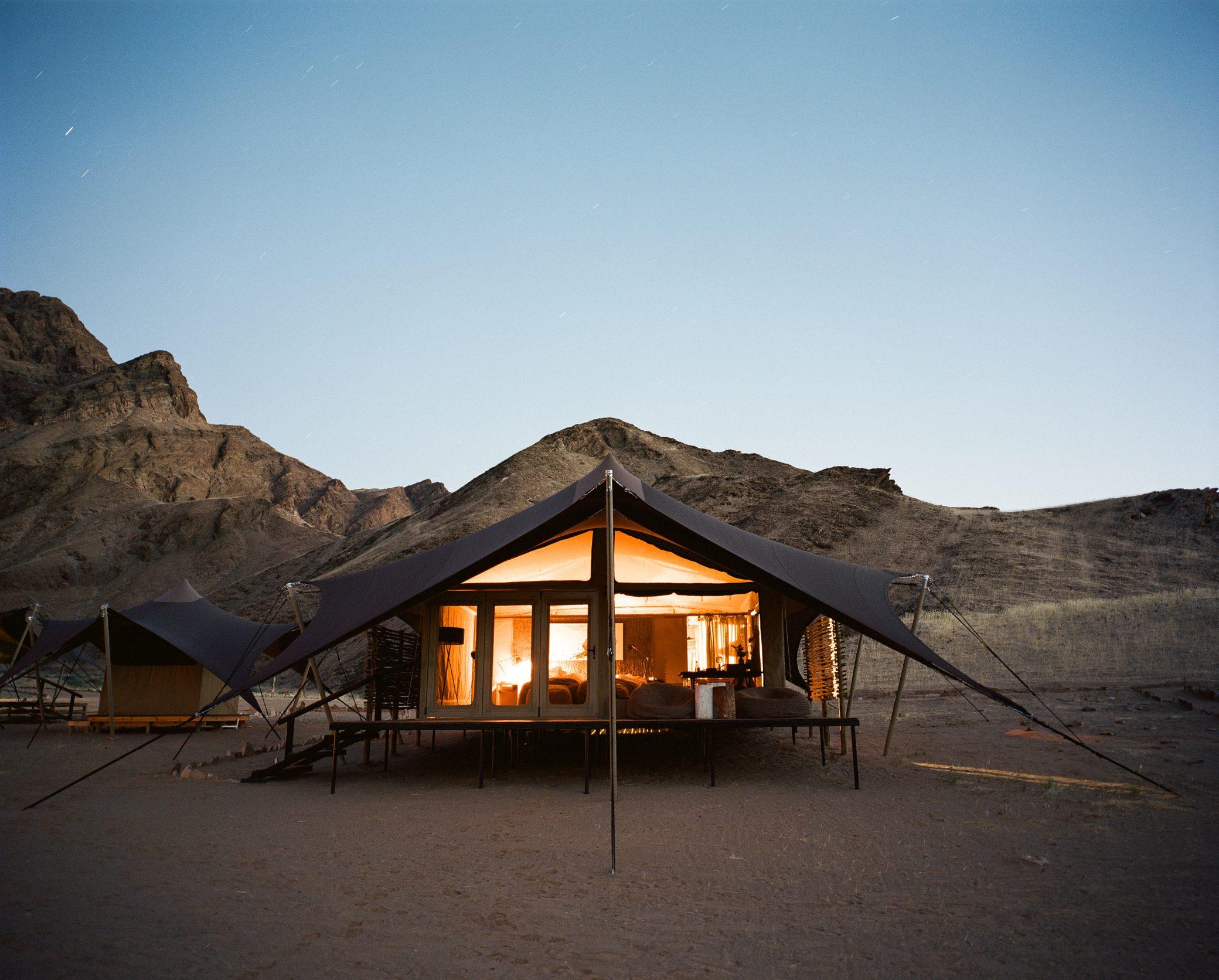 Hoanib Valley Camp Namibia