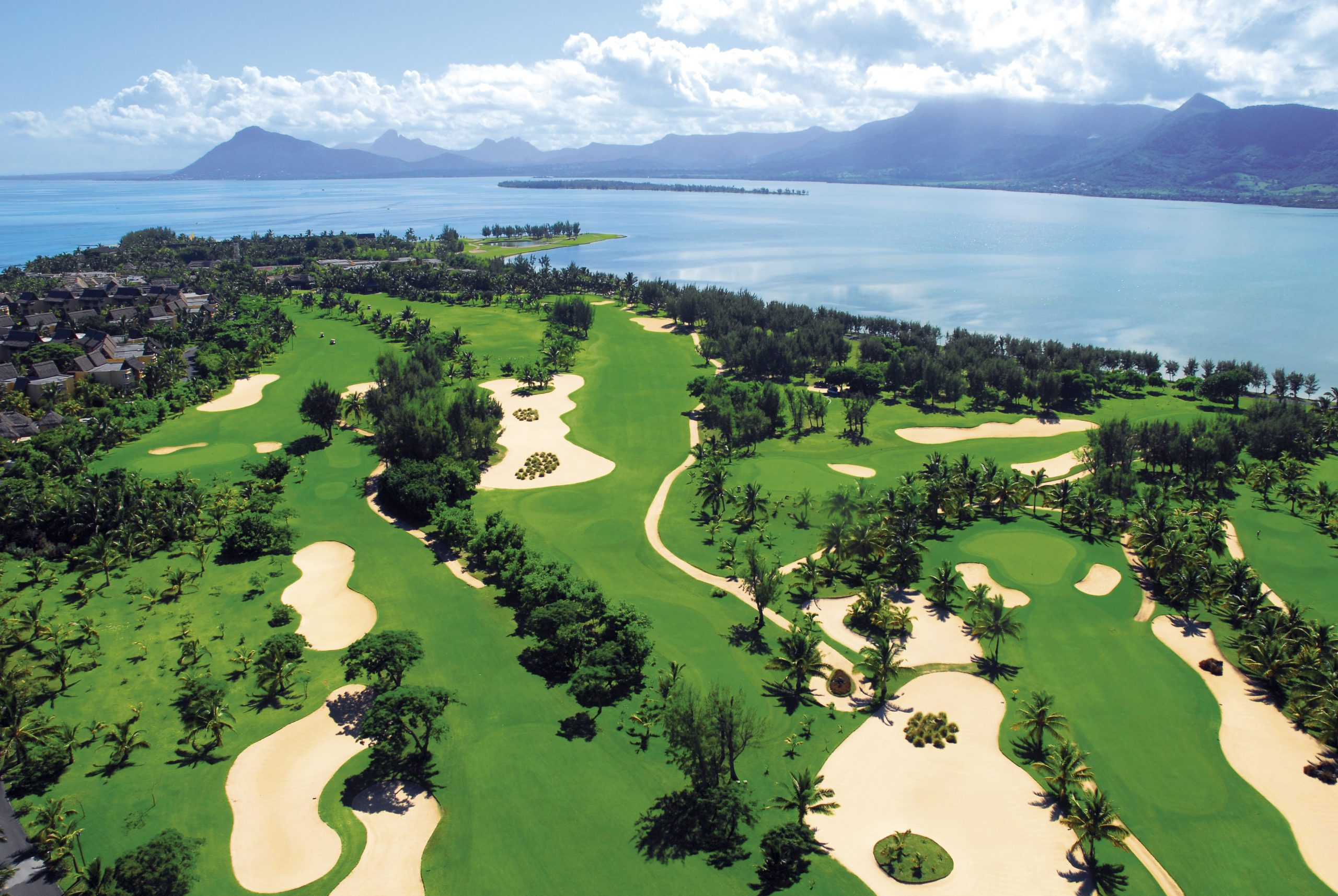Mauritius golf course