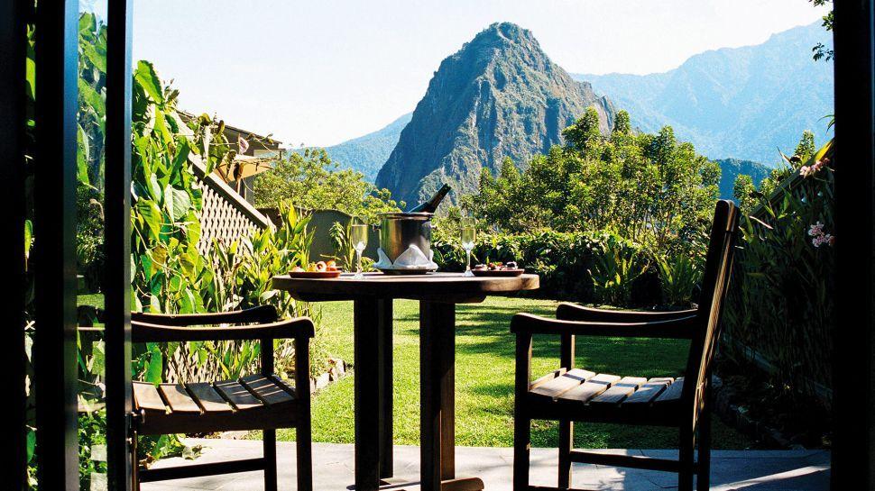 Belmond Sanctuary Lodge View