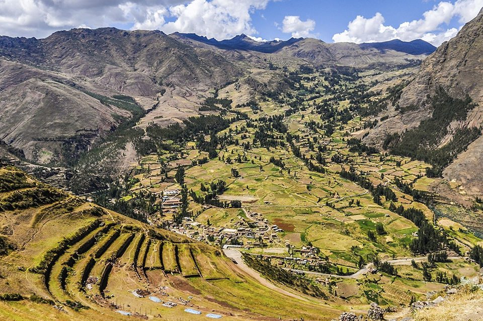 Sacred Valley on Peru tour