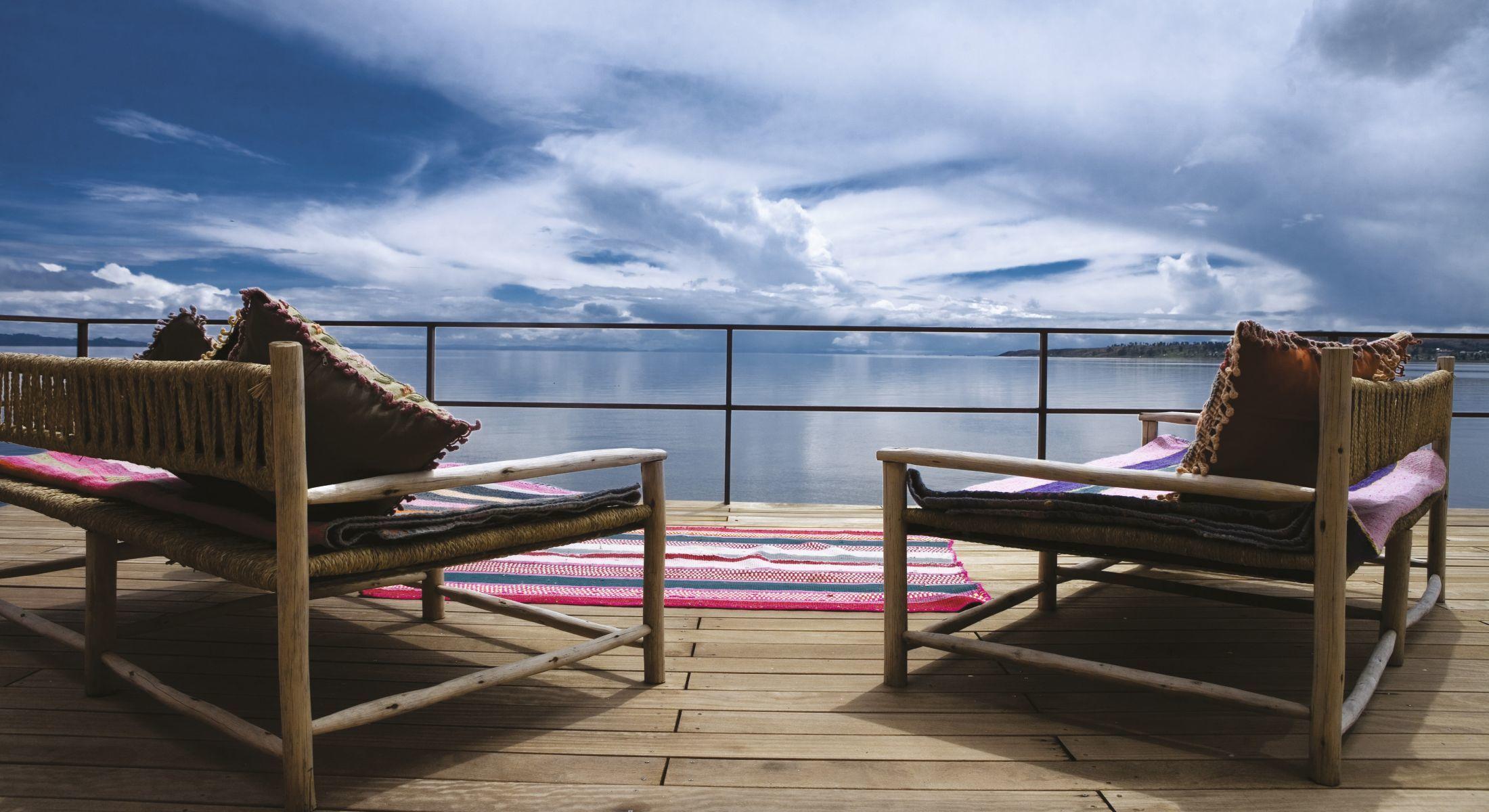 Titilaka hotel on Peru visit