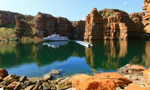 true north cruise on a northern Australia holiday