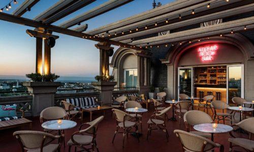 alvear rooftop bar