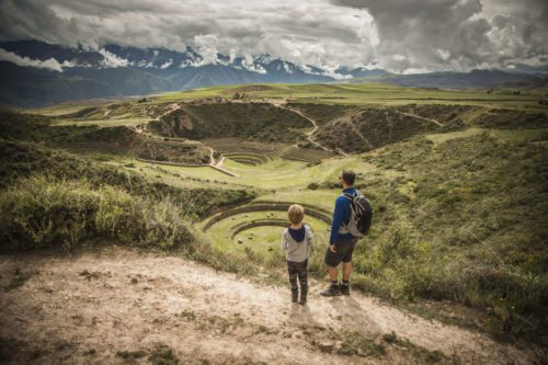Sacred Valley of the Incas on Peru safari