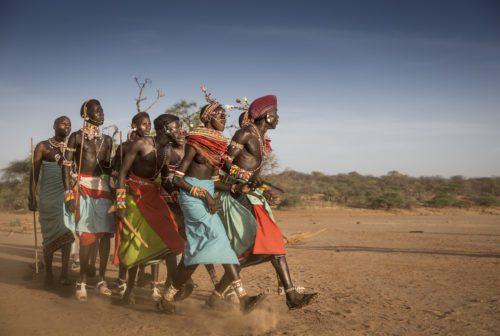 Samburu at Sasaab Lodge