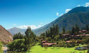 Belmond Hotel Rio Sagrado on this Peru tour