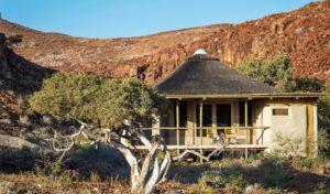 Damaraland Camp Exterior