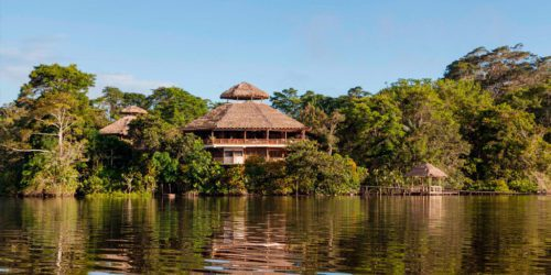 La Selva jungle lodge Ecuador Amazon