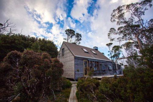Cradle Mountains Huts - Barn Bluff
