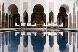 Visit Morocco's La Villa des Orangers
